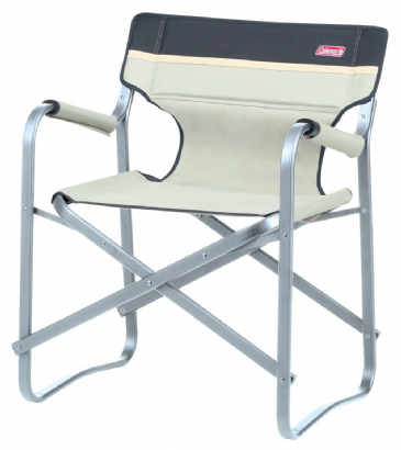 Coleman Deck Chair (Khaki) Camping Chair